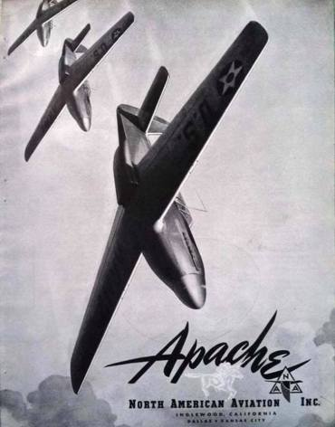 The misuse of the 'Apache' name for a Mustang variant is a perennial error.