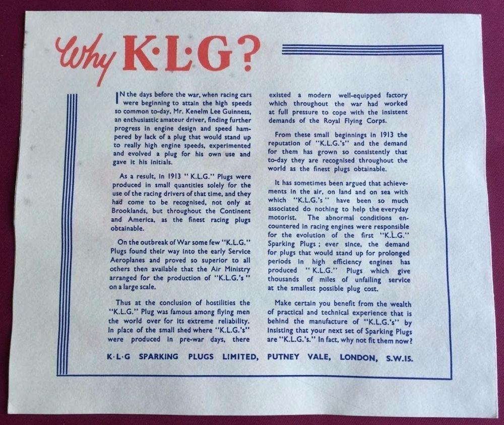 KLG-Spark-Plug-Advert-With-Free-Model-_57_5